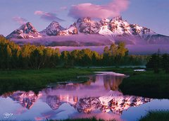 Day Dreaming - The Grand Teton National Park, Wyoming, 1000p