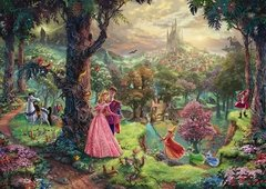 Disney: Sleeping Beauty, 1000p
