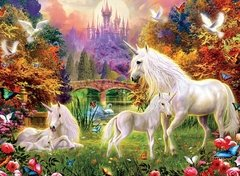 The Castle and the Unicorns, 1000p
