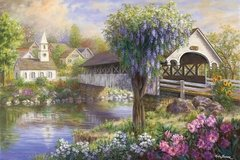 Nicky Boehme: Picturesque, 1500p
