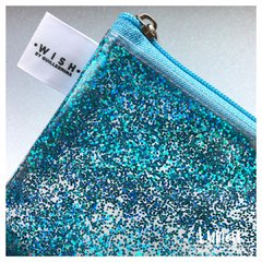 CARTU SHAKE - GLITTER - WISH by Guillermina en internet