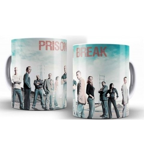 CANECA Prison Break BLU