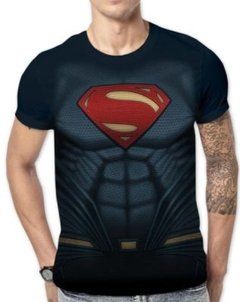 Camiseta Superman Total