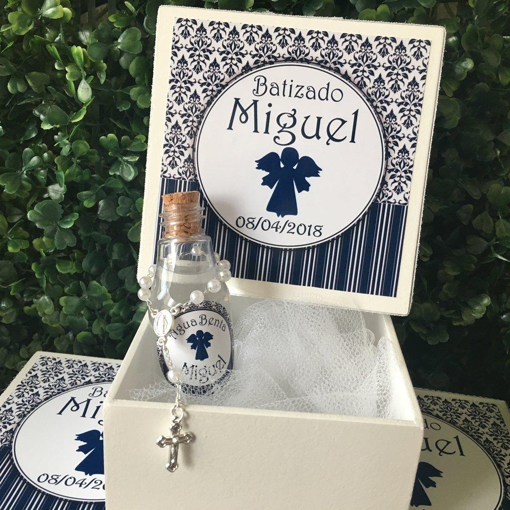 Mini Caixa Batizado