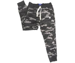 Camuflado Youth Gris