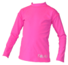 Remera UV50 Rosa Kids Manga Larga