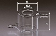 Water-Jacketed glass cell (20 mL) (001051)