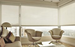 Cortinas Roller Sun Screen Blanco en internet