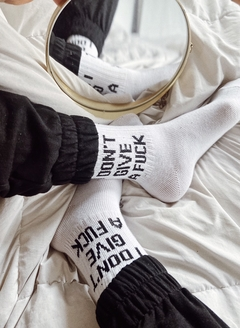 Socks i dont  - comprar online
