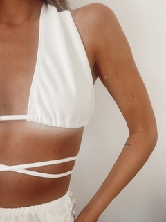 Top Sandy white - Reina Madre Store