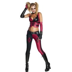 Harley Quinn (4) (Batman Arkham City)