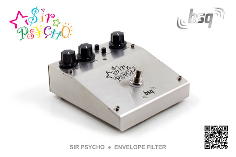 BSQ Sir Psycho - Envelope Filter/AutoWah