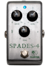 Cluster - Spades 4 (Overdrive para bajo)