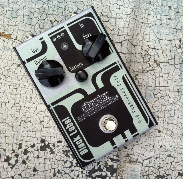 Silverbox  - Black Label (Fuzz)