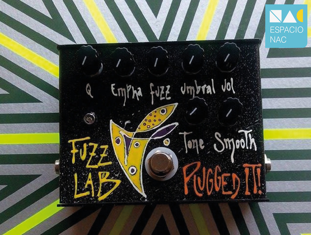 Plugged it! - Fuzz Lab - comprar online