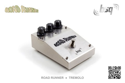 BSQ Road Runner - Trémolo/Booster