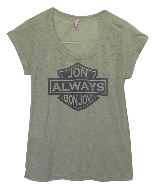 V 316 CAMISETA ALWAYS BJ - Little White Tee