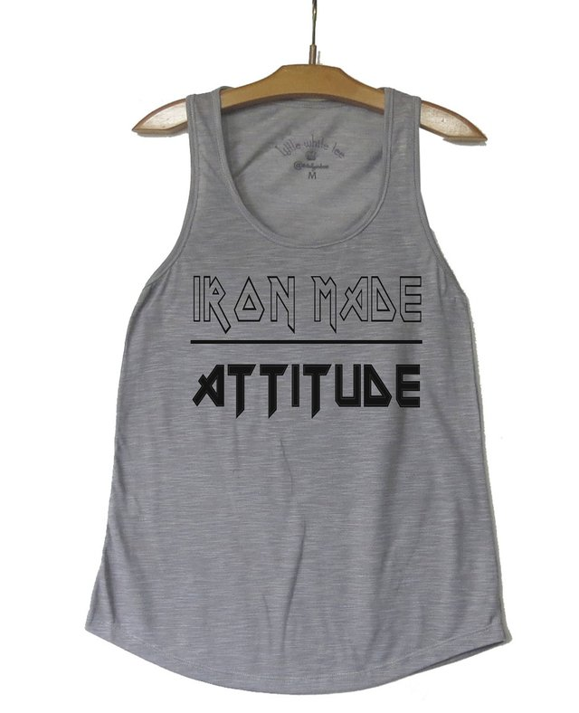 Iron attitude regata