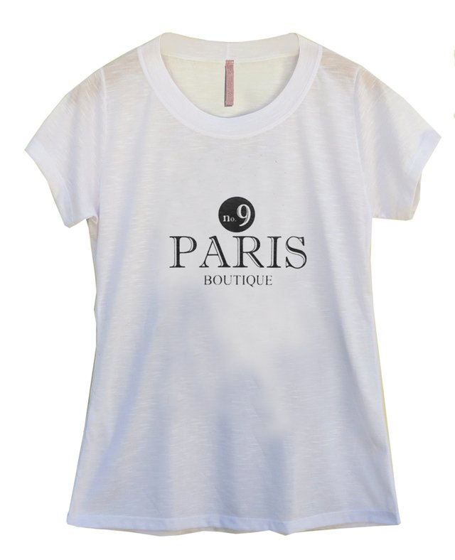 Camiseta PARIS 9