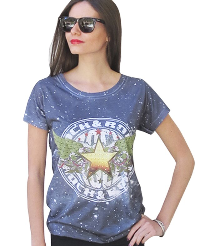 IN 511 Camiseta ROCK STAR - comprar online