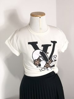 T-SHIRT SNOPPY VUITTON