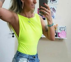 Body Neon Fechado - Lyli Wear