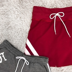 COMBO SHORTS WALK PASSION + SAIA STRIPE ROSE