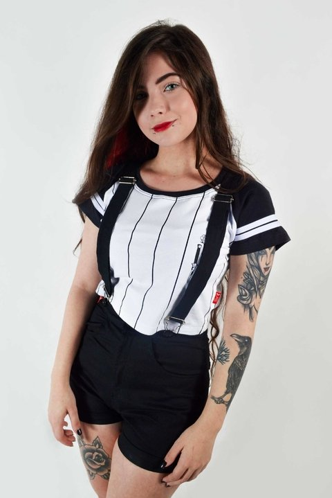 CROPPED RAGLAN THE LIZZIES - comprar online