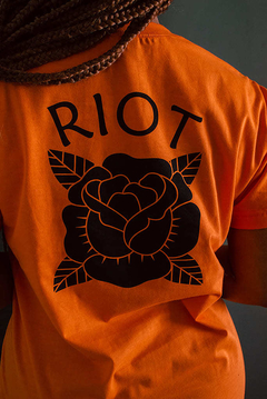 Camiseta Orange Vibes - loja online