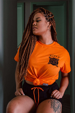 Imagem do Camiseta Orange Vibes