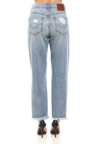 Calca Jeans Marina Cigarrete Original Denim - SHOP FORUM OFICIAL