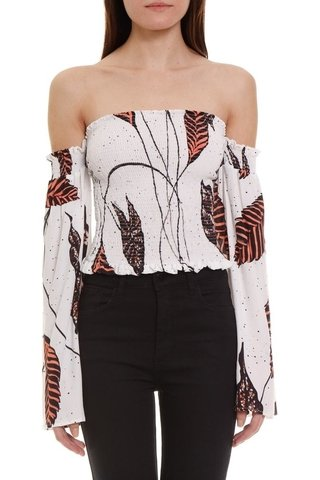 Blusa Estampada na internet