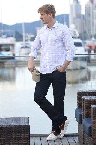 Calca Jeans Igor Skinny - SHOP FORUM OFICIAL  Calca Jeans Igor Skinny ... b851573edf3