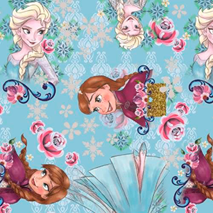 Papel Muresco Frozen