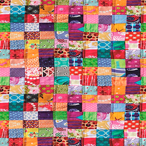 Papel Muresco Patchwork