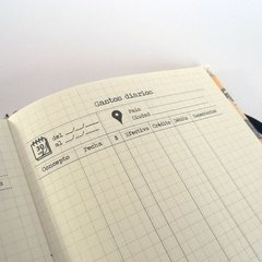 Travel Book - Cuaderno de Viaje - Geranio House and Home