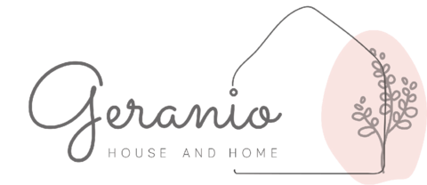 Geranio House and Home