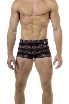 Swim Trunk Black Grillo Bienal