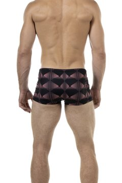 Swim Trunk Black Grillo Bienal - buy online