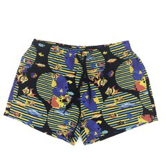 Swim Short Black Grillo Glofish