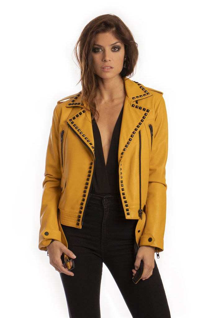 Yellow Rock Jacket