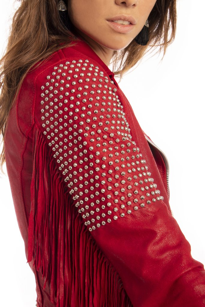 Red Attraction Jacket