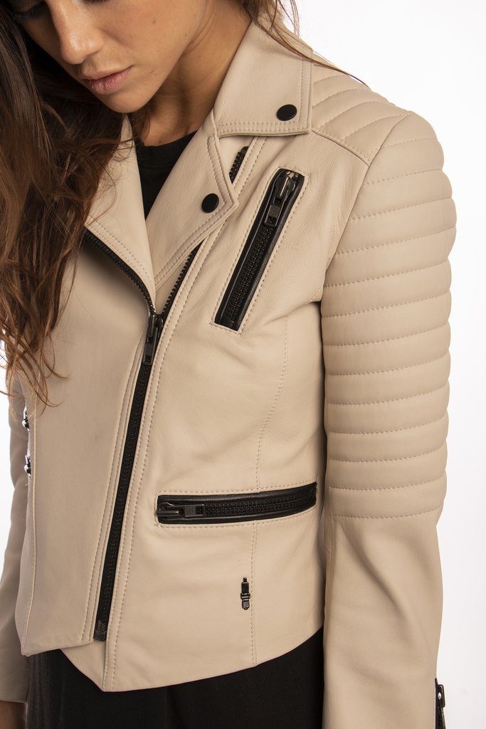 Chaqueta White Treasure