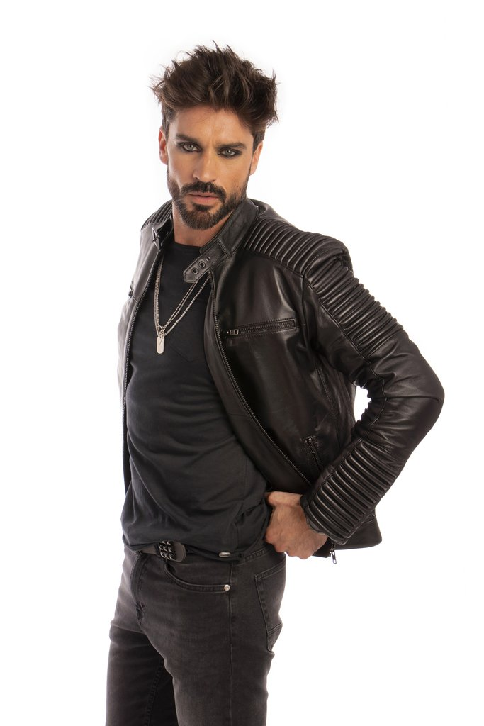 Campera Black Fury