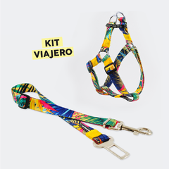 "KIT VIAJERO ""Flowers"""