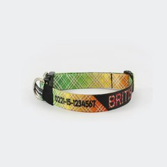 "Collar personalizado ""British"""