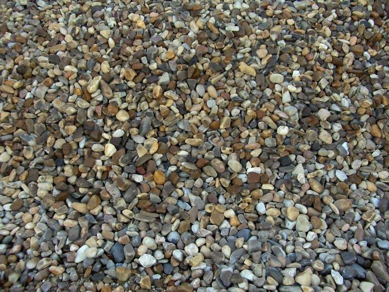 piedras de rio peque as decorativas para jardines bulto 20kg
