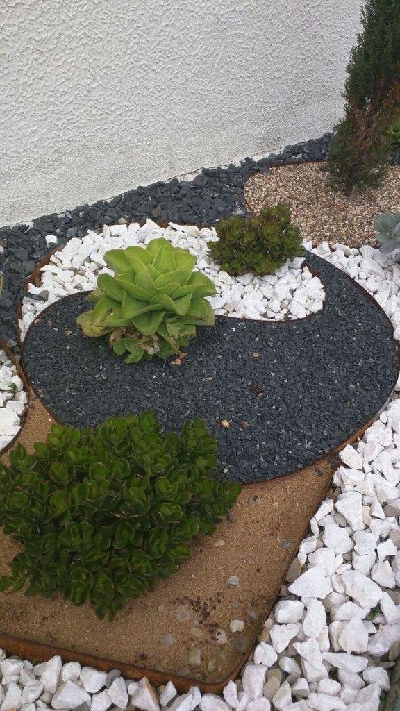 Piedra negra decorativa para jardines lhccomercializa - Piedra decorativa jardin ...