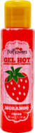 Gel Comestível Hot Morango Sexo Oral - 35ml Hot Flowers