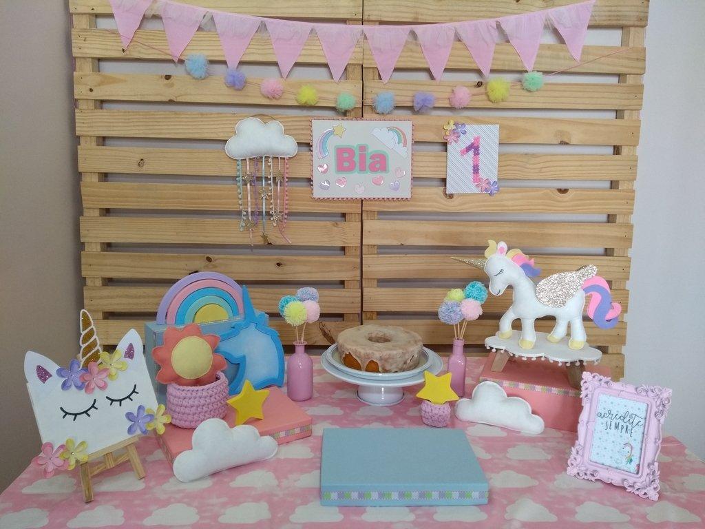 Tema unic rnio kit decorar comprar em aimy festas for Como decorar c